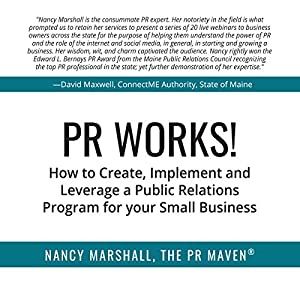 PR Works! Audiobook