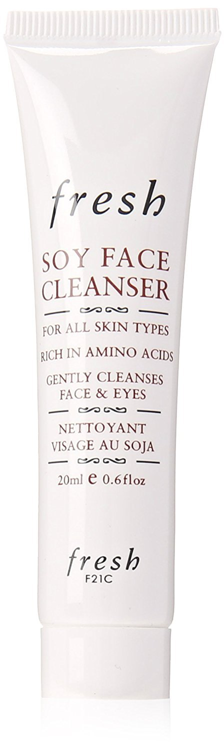 Fresh Travel Size Soy Face Cleanser (20 mL) by Fresh (Image #1)