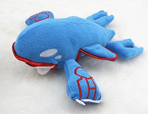 "51MDjupmFiL Amazon Books - tongrou New Pokemon Center Plush Doll 9"" Kyogre Stuffed Animal Toy Figure #Amazon #Books"