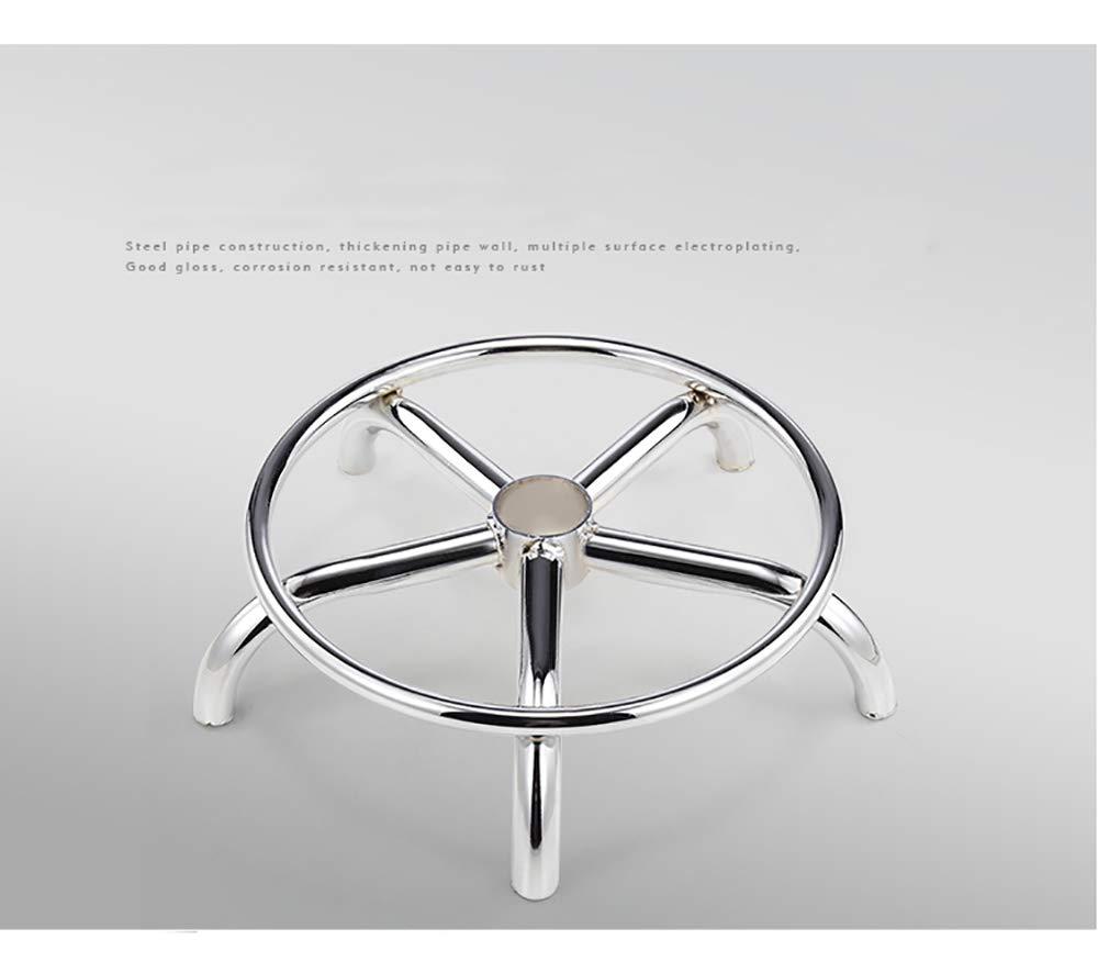 Bemalen B/ürom/öbel Arbeitshocker ergonomischer Hocker B/ürohocker rund h/öhenverstellbarer Barstuhl Arbeitsstuhl Char Sportsitz