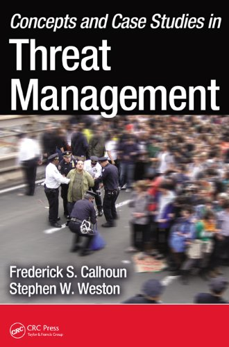 Download Concepts and Case Studies in Threat Management Pdf