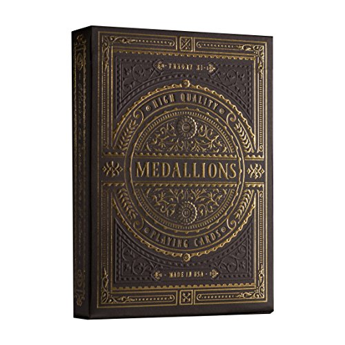 - Medallion Playing Cards
