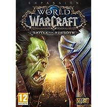 Solo 19.99 € : World of Warcraft Battle For Azeroth - codigo PC