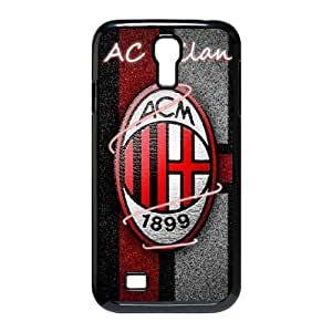 SamSung Galaxy S4 9500 cell phone cases Black AC Milan fashion phone cases IOTR711404