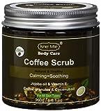 Z-COMFORT 100% natural arabica coffee scrub 12 oz. with organic coffee, coconut
