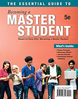Amazon the essential guide to becoming a master student the essential guide to becoming a master student mindtap course list fandeluxe Image collections