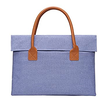 Bolsa de ordenador portátil de Apple, el MacBook Air, el contenedor interior, Mac Pro handbag,13,3 pulgadas,Azul Vaquero: Amazon.es: Electrónica