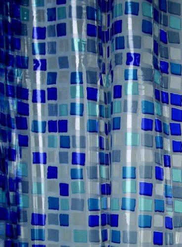 Blue Canyon Shower Curtain, PVC 180180 EF7B