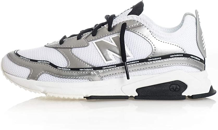 new balance homme blanche toile