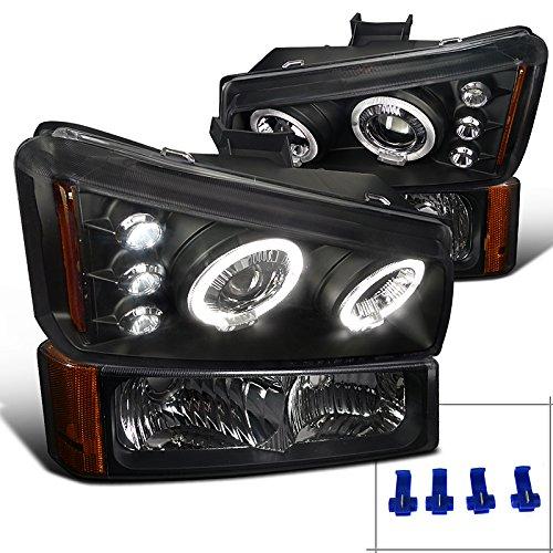 Silverado Avalanche Projector Headlights Bumper