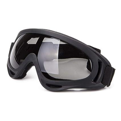 908dedb2a0f FUT Forever Motorcycle Goggles - Ski Glasses Dirt Bike Motocross 100%  Anti-UV Anti-