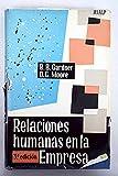 img - for Relaciones humanas en la empresa book / textbook / text book