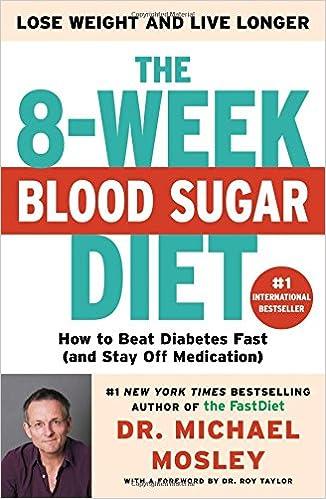 Dieta para la diabetes del profesor Roy Taylor