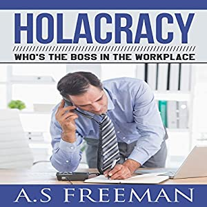 Holacracy: Who's the Boss in the Workplace Hörbuch