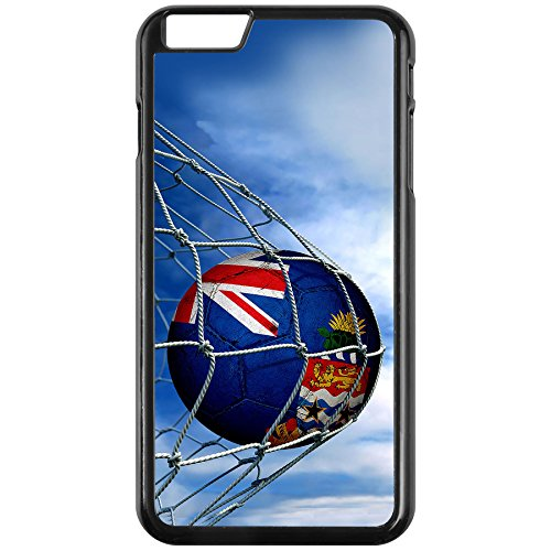 - Case for iPhone 6 PLUS - Flag of Cayman Islands - Soccer