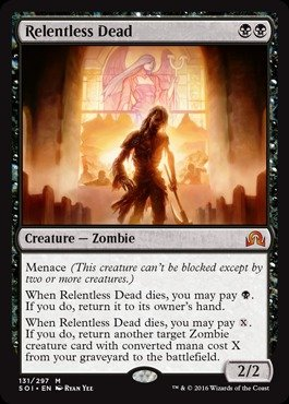 Magic: the Gathering - Relentless Dead - Shadows Over Innistrad ()