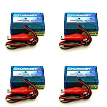 4 x Quantity of Turnigy 12v 2S-3S Basic Balance Battery Charger for Li-Po Batteries