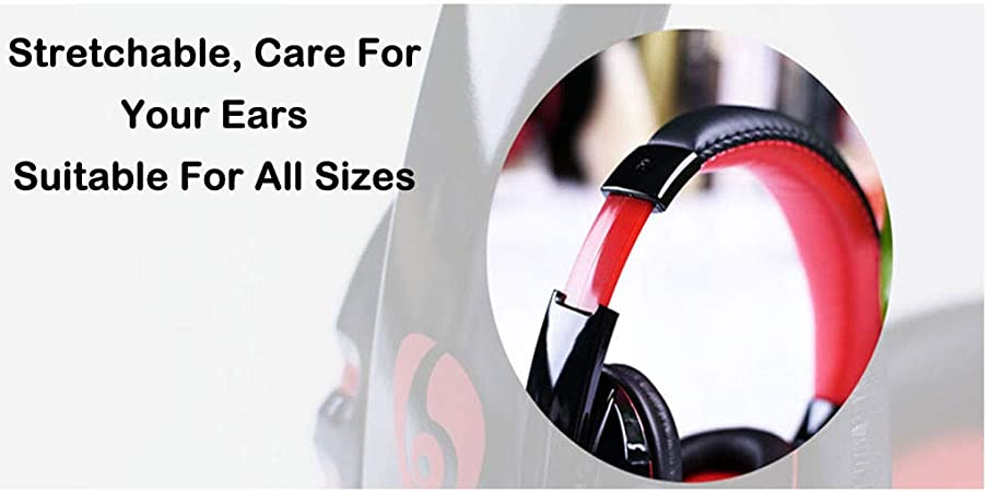 Yellow CreazyBee New OVLENG V8 Bluetooth Gaming Headset Headphones with Microphone for PC//Phone//PUBG