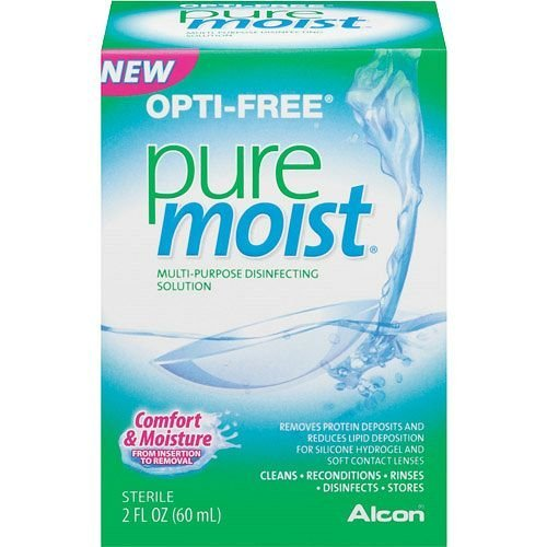 Opti free Pure Moist Solution Oz
