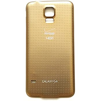 amazoncom oem gold color battery door back cover with