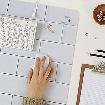 Nesshome Neoprene Non-Slip Multi Purpose Desk Pad, 25