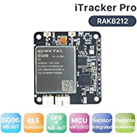 RAKWireless RAK8212 iTracker Pro Sensor Node and GPS BG96 BLE+GPRS+GPS+Sensors GPRS All In One Cellular IoT Module