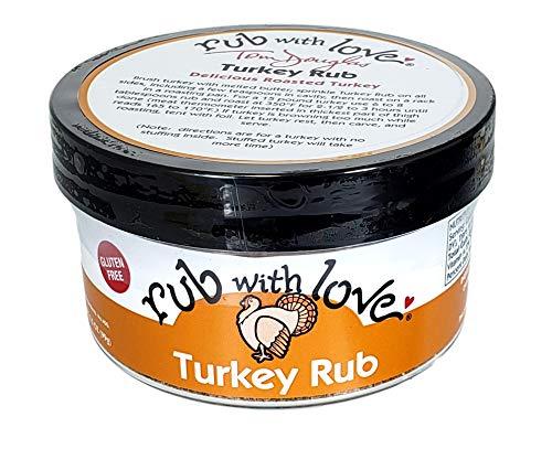 Rub With Love, Rub Turkey, 3.5 - Rub Turkey