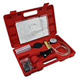 2 in 1 Brake Bleeder & Vacuum Pump Gauge Test Tuner Tool Kit