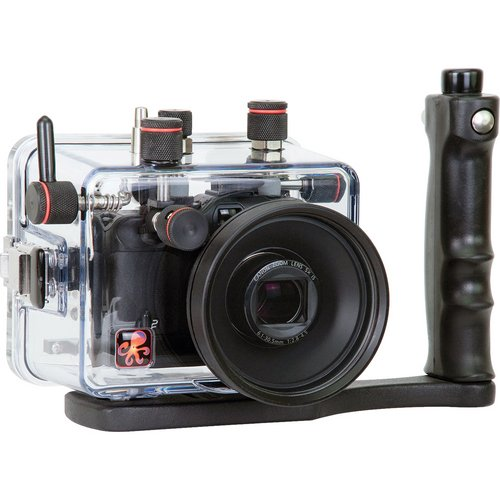 Ikelite TTL Underwater Waterproof Housing for Canon PowerShot G12 or G11 Digital Camera by Ikelite