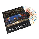Primus: The Desaturating Seven (Colored Vinyl) Vinyl LP