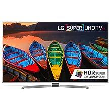 LG 55UH7700 55-Inch 4K Super Ultra HD 120Hz Smart LED TV (2016 Model)