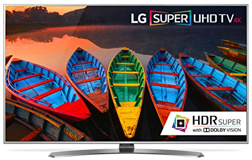 LG Electronics 55UH7700 55-Inch 4K Ultra HD Smart LED TV (2016 Model) (Best Wii Exclusive Games)