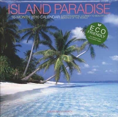 Paradise 2010 Calendar - Island Paradise 2010 Calendar (Multilingual Edition)