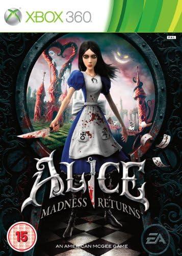 Alice: Madness Returns (Xbox 360) [Importación inglesa]: Amazon.es ...