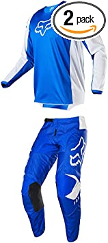 Fox Racing 180 Prix Jersey//Pants Set L//32 BL
