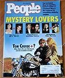 People Weekly Magazine April 2, 1990 (Mystery Lovers: Tom Cruise & Nicole Kidman cover, Daryl Hannah & JFK, Michelle Pfeiffer & Fisher Stevens, Kim Basinger & Prince)