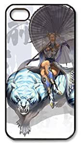 Blade & Soul black background iphone 4 4s case (PC material) Custom case for iphone 4 4s