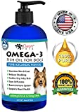 Best Omega 3 For Dogs - Ultra Pure Omega 3 Fish Oil for Dogs Review