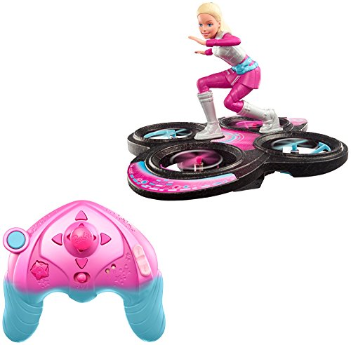Mattel Barbie DLV45 - Barbie RC Hoverboard
