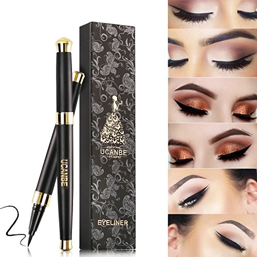 Ucanbe Waterproof Liquid Eye Liner Pen Long Lasting Eyeliner