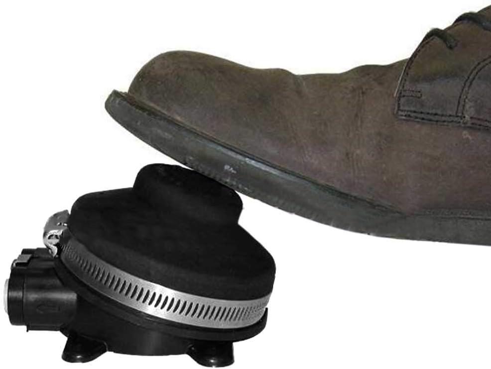Foot Pump-Marine Boat Foot Pump Bilge Pump Self Priming Pump Wash Basin RV Toilet Marine Foot Press Pump
