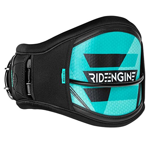 Ride Engine Kiteboarding HarnessHex-Core Blue Harness M
