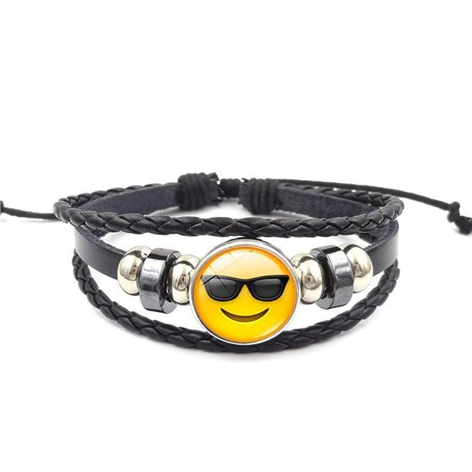 Pulsera Pulsera Negro Gafas De Sol De Moda Paquete De ...