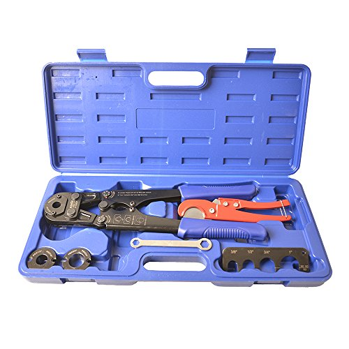 pex crimping tool for sale only 3 left at 75. Black Bedroom Furniture Sets. Home Design Ideas