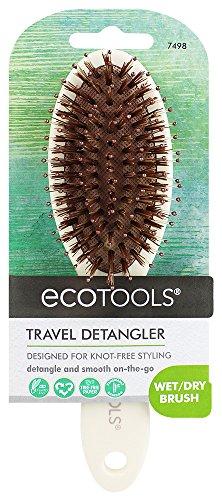 Ecotools Cruelty Free and Eco Friendly Travel Detangler, Mad
