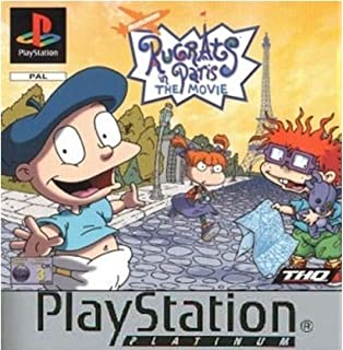 Rugrats In Paris Sony Playstation Amazoncouk Pc Video Games