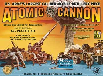 857811 1/32 Atomic Cannon (Atomic Cannon)
