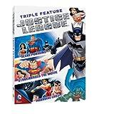 Justice League Triple Feature