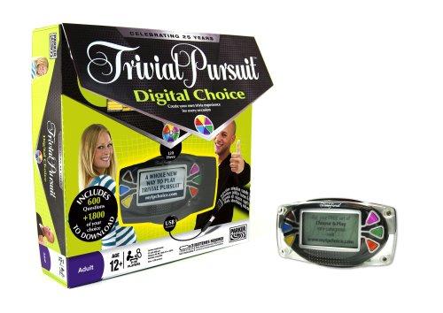 Trivial Pursuit Digital Choice Edition 4179