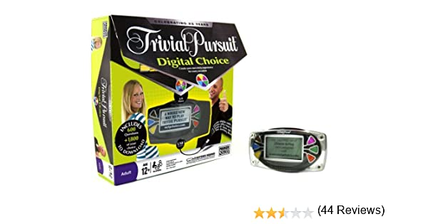 Trivial Pursuit Digital Choice by Trivial Pursuit: Amazon.es: Juguetes y juegos